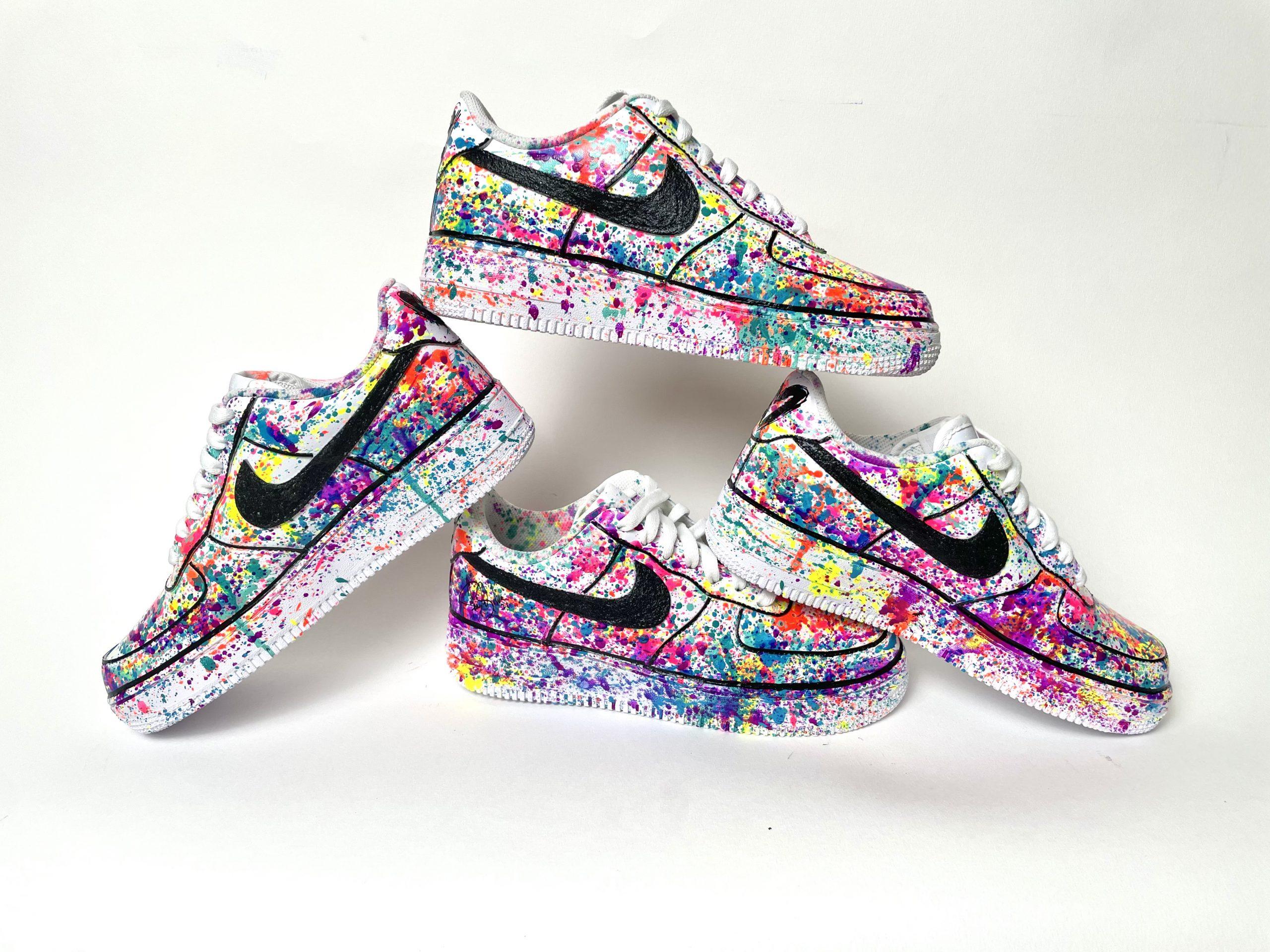 CDF shoes